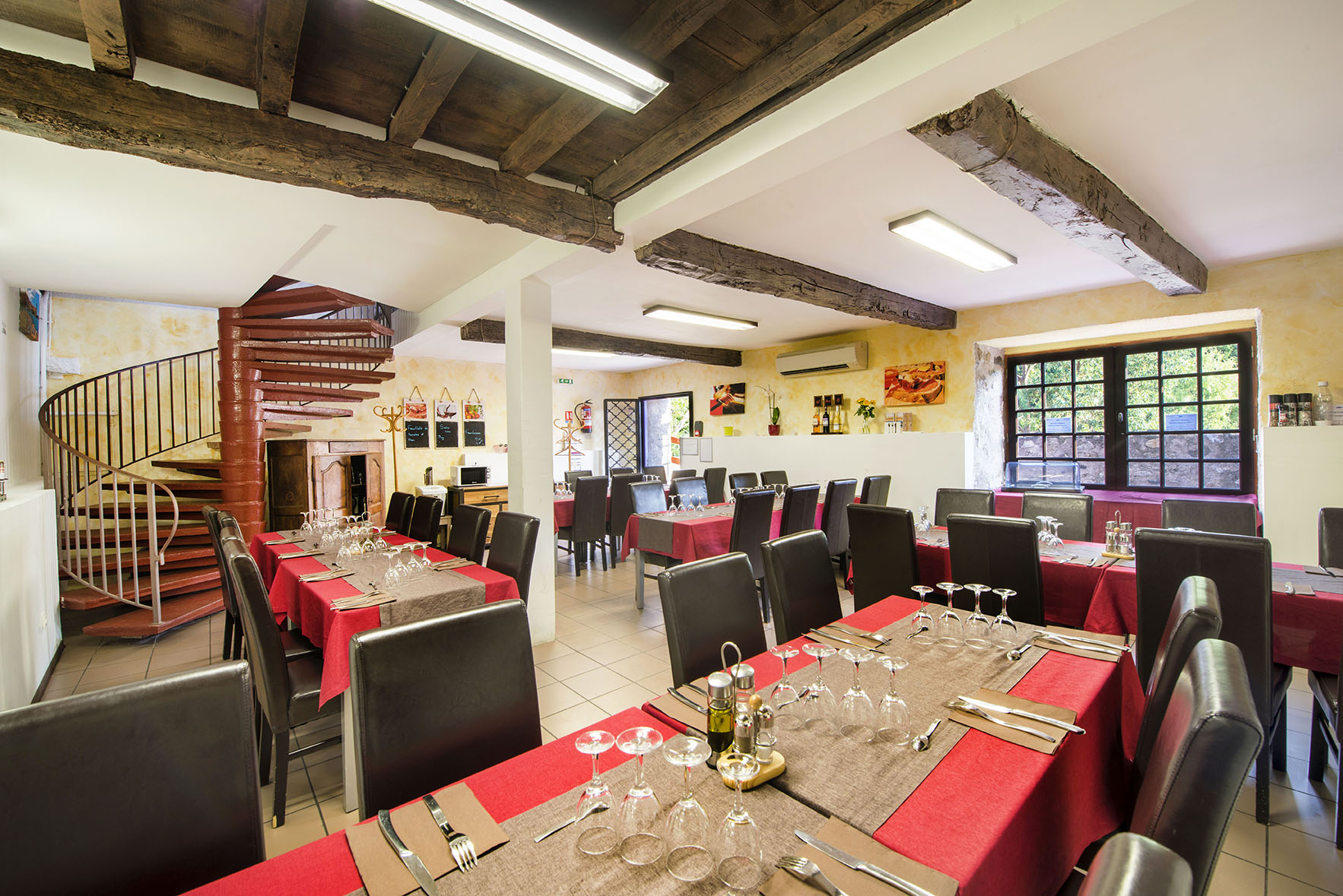 Restaurant Moulin Sournia